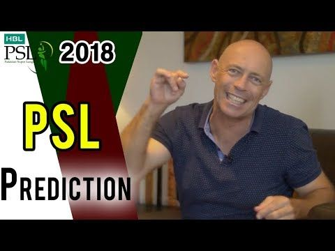 Commentators Predictions Featuring | HBL PSL 2018