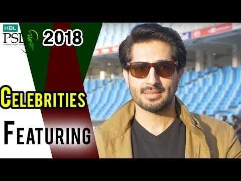 Celebrities Featuring On Opening Ceremony Of PSl 2018 | HBL PSL 2018