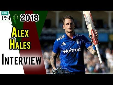 Alex Hales Interview | Multan Sultans Vs Islamabad United | Match 25 | 13 March | HBL PSL 2018