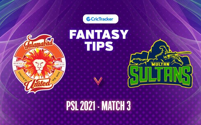 ISL vs MUS Prediction, 11Wickets Fantasy Cricket Tips: Playing XI, Pitch Report & Injury Update – PSL 2021, Match 3