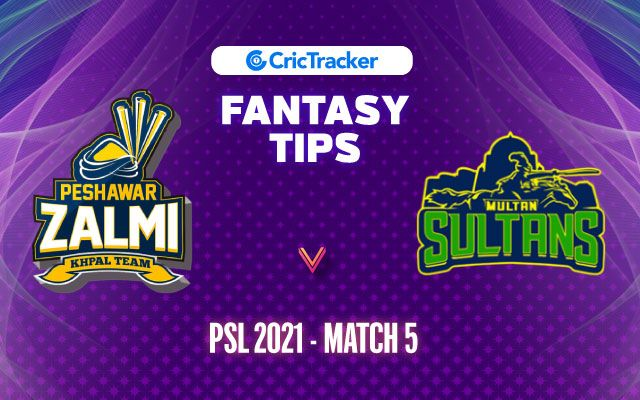 PZA vs MUS Prediction, 11Wickets Fantasy Cricket Tips: Playing XI, Pitch Report & Injury Update – PSL 2021, Match 5