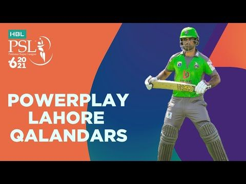 Lahore Qalandars Powerplay | Lahore Qalandars vs Multan Sultans | Match 7 | HBL PSL 6 | MG2T