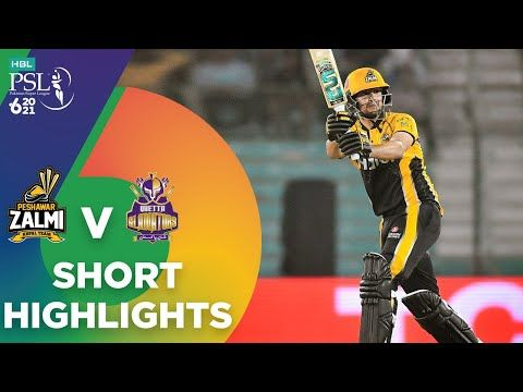 Short Highlights | Quetta Gladiators vs Peshawar Zalmi | Match 8 | HBL PSL 6 | MG2T